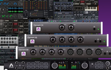 Apogee + Eventide Special Bundle