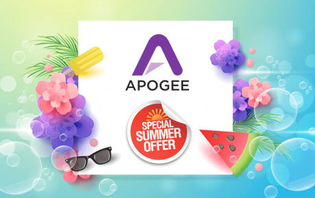 Apogee Summer Special