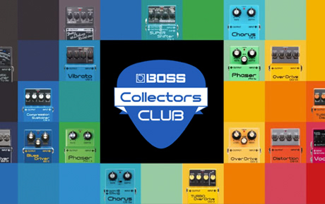 Entra nel Boss Collectors Club