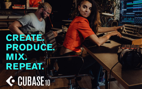Cubase 10 Special Event