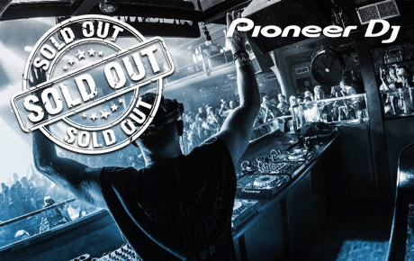 Pioneer Dj Battle -- !!! SOLD OUT !!!