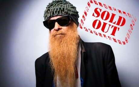 Billy Gibbons & Supersonic Blues Machine