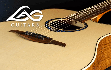 Lag Guitars Showcase