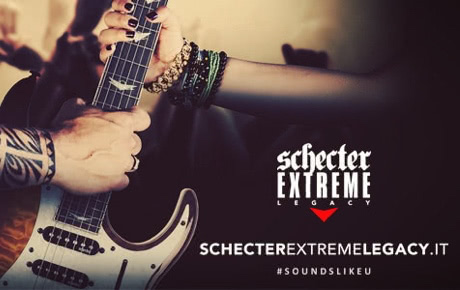 Schecter Extreme Legacy