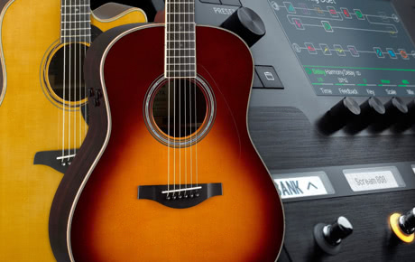 Yamaha/Line 6 Acoustic Guitar Clinic